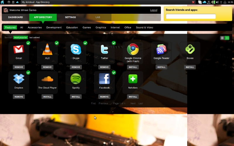 Apps Directory