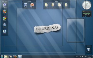 Windows 7: Customized Desktop