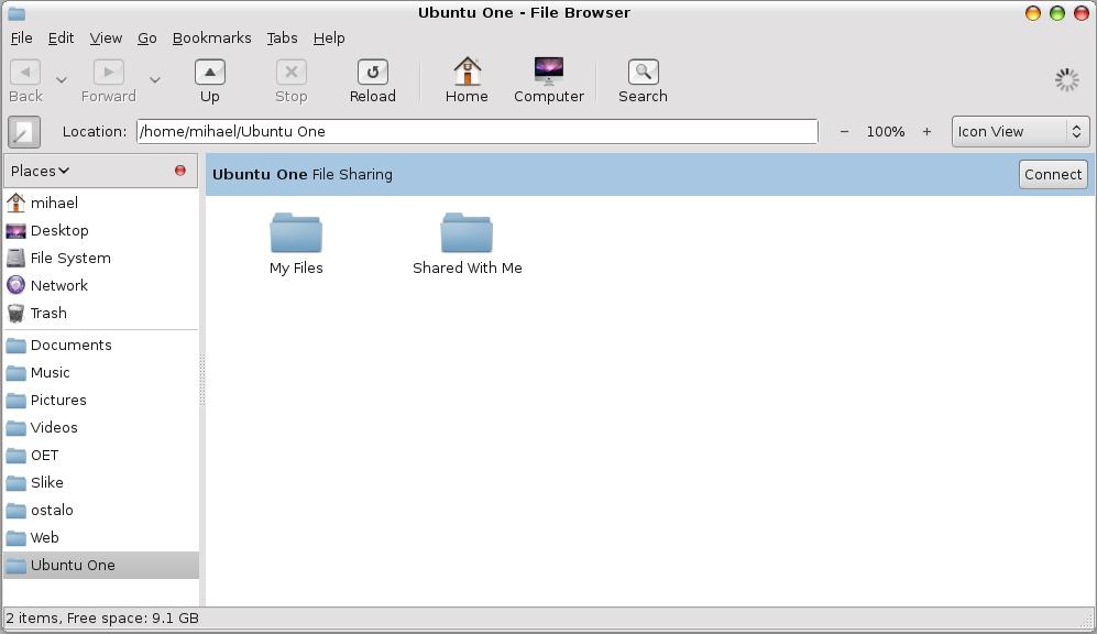 ubuntu-one-map-on-pc