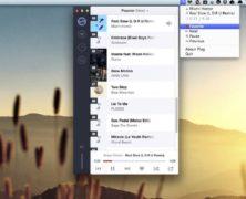 Plug, mala glazbena aplikacija za Mac