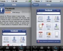 Facebook više nije dosadan – Facebook 3.0 app za iPhone