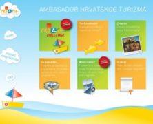 Postani ambasador hrvatskog turizma za 2,3 milijuna kuna