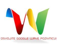 Osvojite Google Wave pozivnicu!