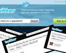 Twitter kratice i kako ih koristiti